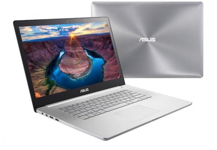 ASUS Zenbook NX500, un potente Ultrabook con pantalla 4K