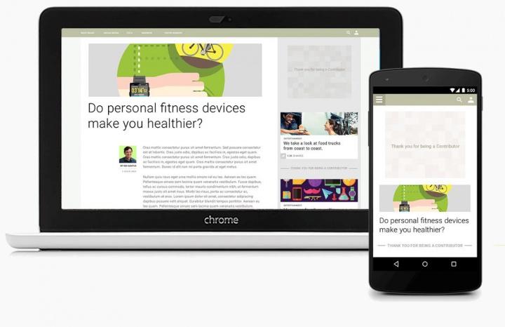 Google Contributor, evita la publicidad a cambio de una cuota
