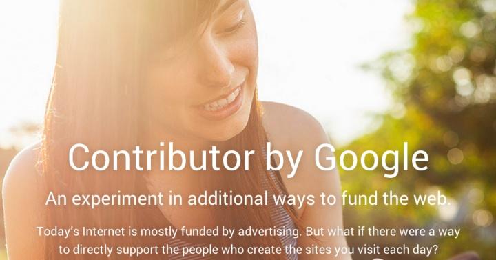 Imagen - Google Contributor, evita la publicidad a cambio de una cuota