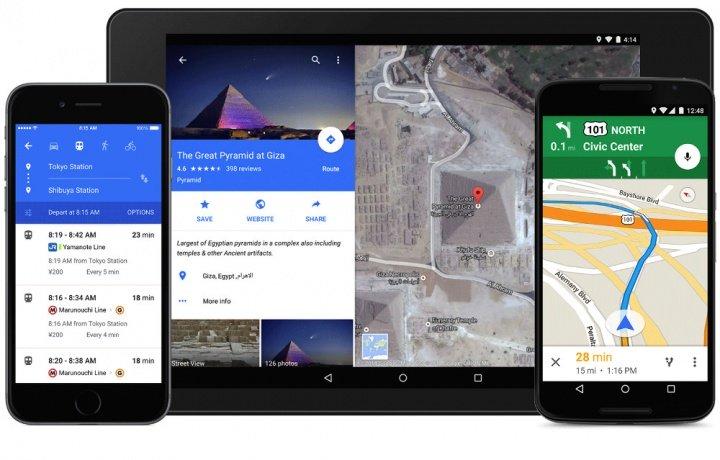 Google Maps evitará que te equivoques de carril
