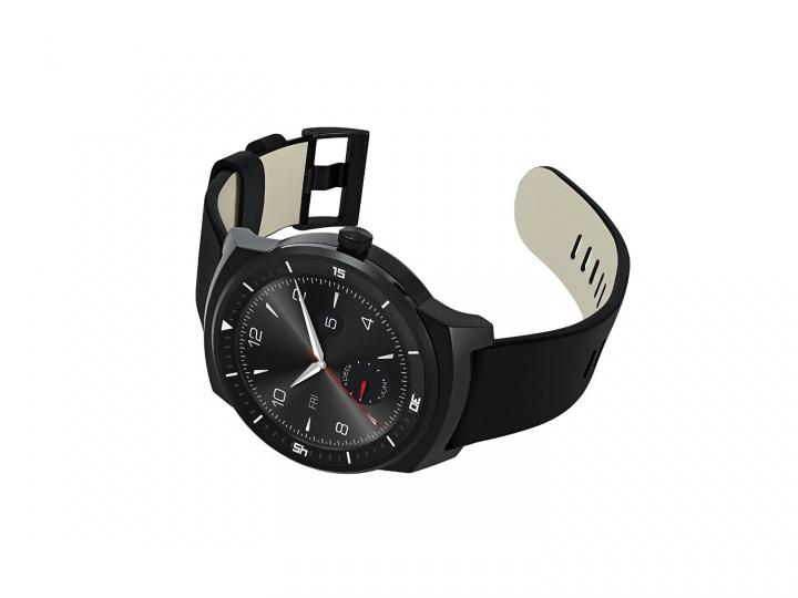 LG G Watch R ya a la venta en España