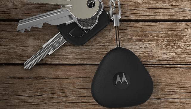 Motorola Keylink: un nuevo gadget que encuentra tus llaves o tu smartphone