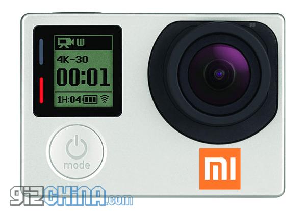 Imagen - Xiaomi prepara una cámara alternativa a la GoPro