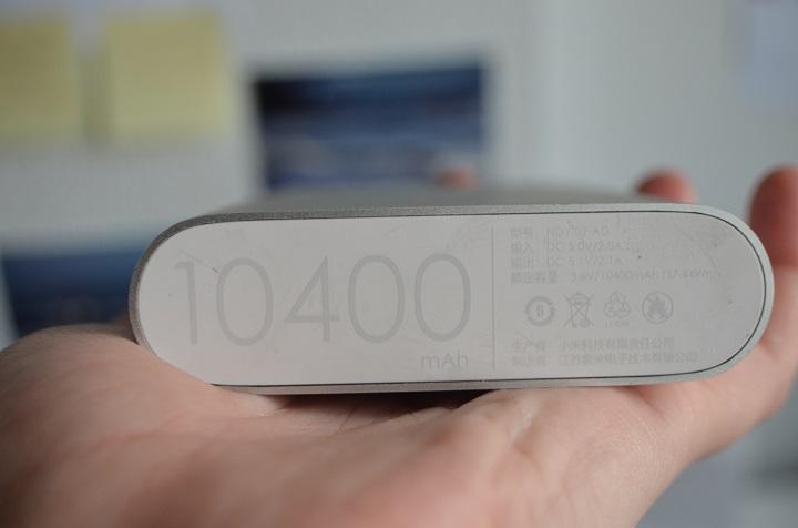 Imagen - Review Mi Power Bank 10400mAh: la mejor en relación calidad-precio