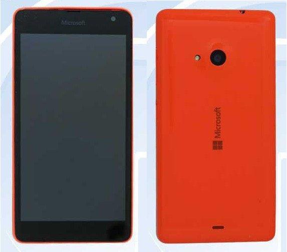 Imagen - Se filtra el primer Microsoft Lumia