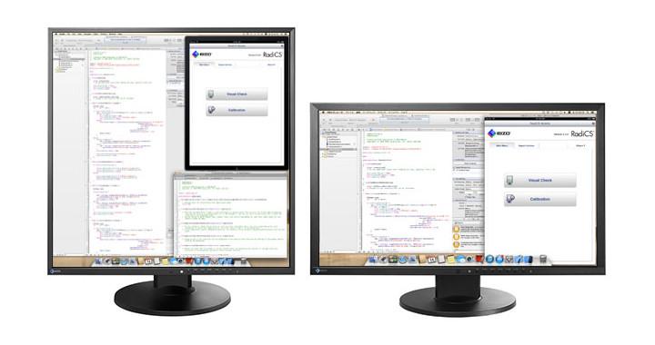 Imagen - Eizo FlexScan, un monitor completamente cuadrado para uso profesional