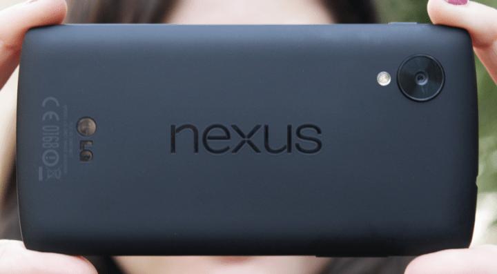 El Nexus 5 grabará vídeo a 60fps