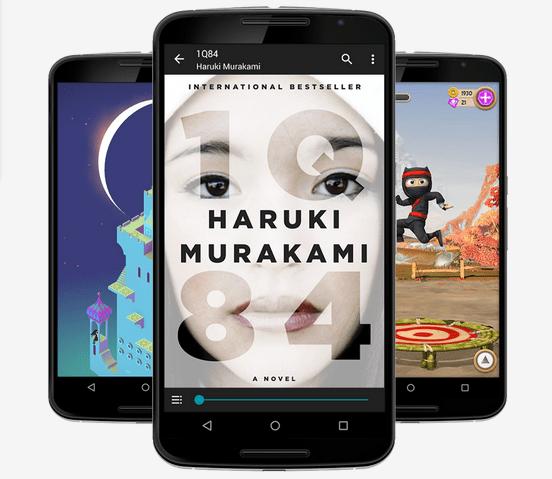 Imagen - El Nexus 6 ya está en Google Play desde 649 euros