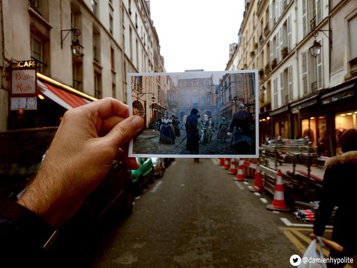 Descubre el realismo de Assassin's Creed Unity en fotografías