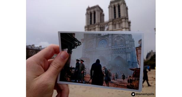 Imagen - Descubre el realismo de Assassin's Creed Unity en fotografías