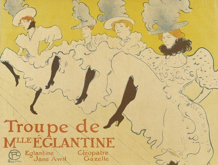 Imagen - Google rinde homenaje a Henri de Toulouse-Lautrec en un Doodle