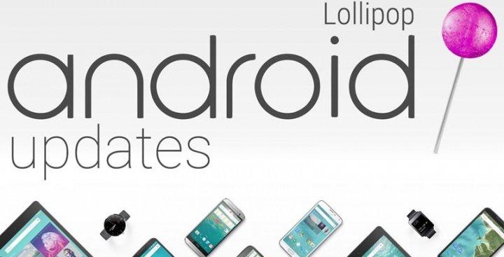 Android 5.0.1 Lollipop ya es oficial