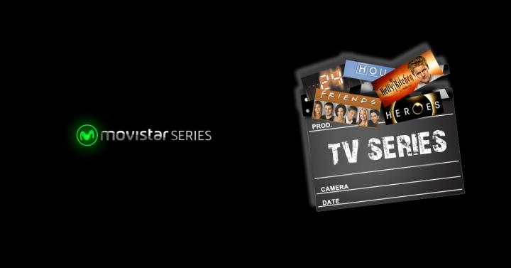 Movistar Series, todas las series por 7 euros al mes