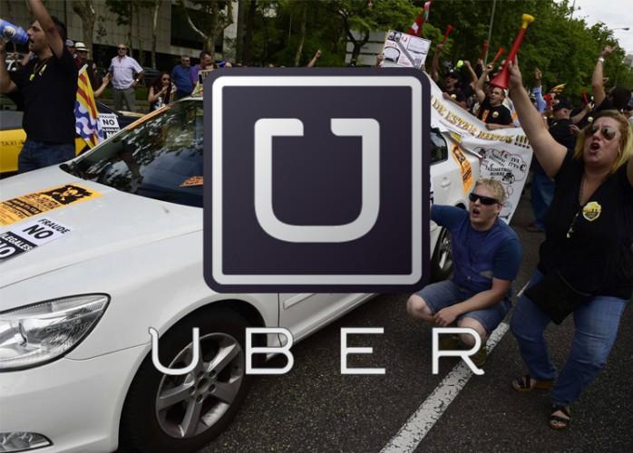 Imagen - Uber finalmente cierra en España