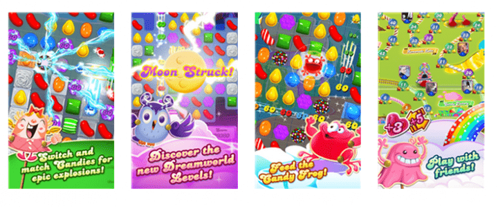 Imagen - Candy Crush Saga ya disponible para Windows Phone