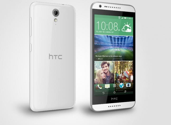 HTC Desire 620, el nuevo gama media de 5 pulgadas