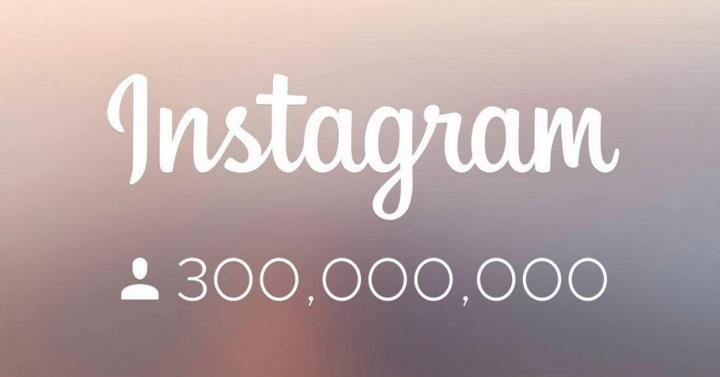 Imagen - Instagram supera a Twitter: 300 millones de usuarios