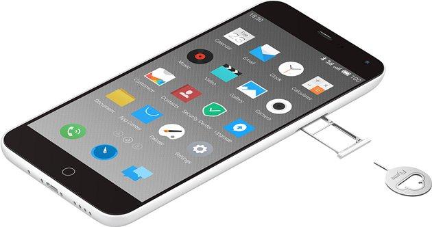 Imagen - Meizu presenta el nuevo M1 Note con un precio de 160 euros