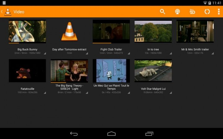 Imagen - Descarga VLC para Android en Google Play