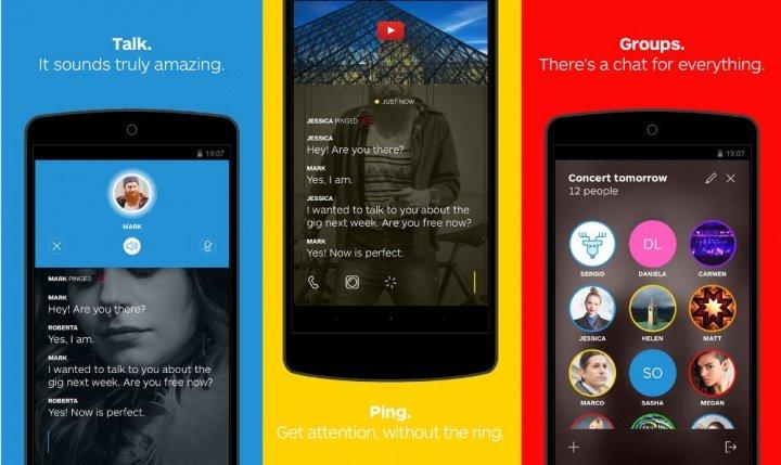 Imagen - Wire, la nueva alternativa a WhatsApp de los creadores de Skype