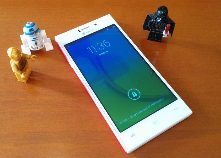 Imagen - Review: NGS Odysea 500QHD, un smartphone de bajo coste muy equilibrado
