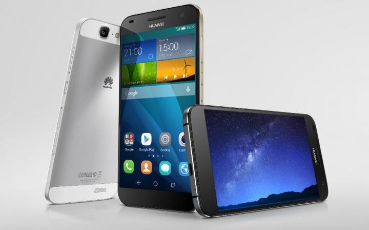 Huawei Ascend G7, disponible por 299 euros