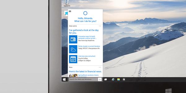 Imagen - Windows 10 será gratuito: conoce todas las novedades presentadas