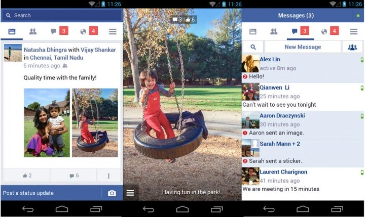 Imagen - Descarga Facebook Lite para Android, la versión ligera de la app ya es oficial