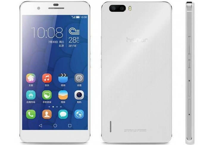 Imagen - Huawei Honor 6 Plus ya disponible por 345 euros