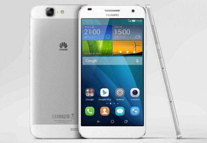 Imagen - Huawei Ascend G7, disponible por 299 euros