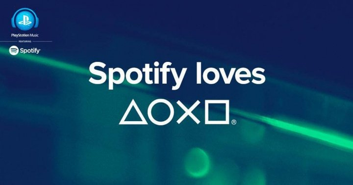 PlayStation Music se asocia con Spotify