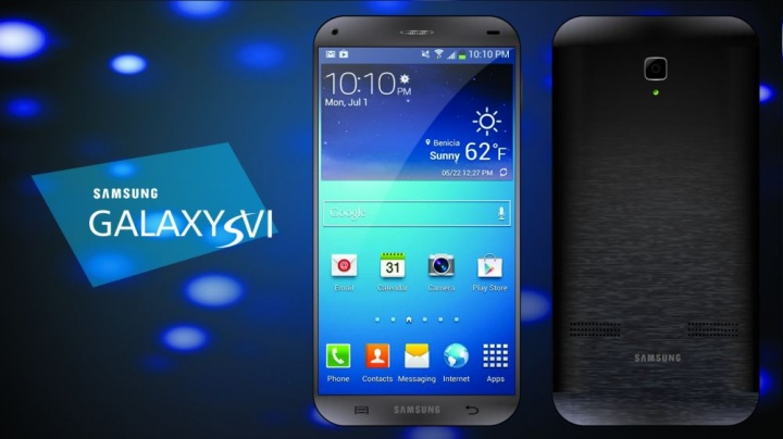 Samsung Galaxy S6: mejor cámara y carga inalámbrica