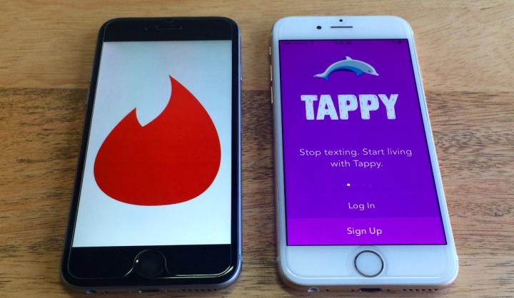Tinder compra Tappy, una app de mensajería efímera
