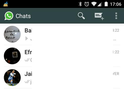 Imagen - WhatsApp cambia las fotos de perfil a circulos