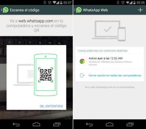 Imagen - Conoce la interfaz de WhatsApp para web y llamadas