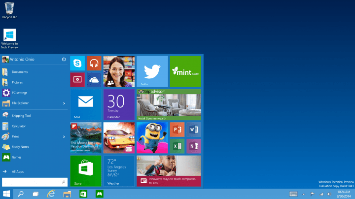 Cómo actualizar a Windows 10 desde Windows Update