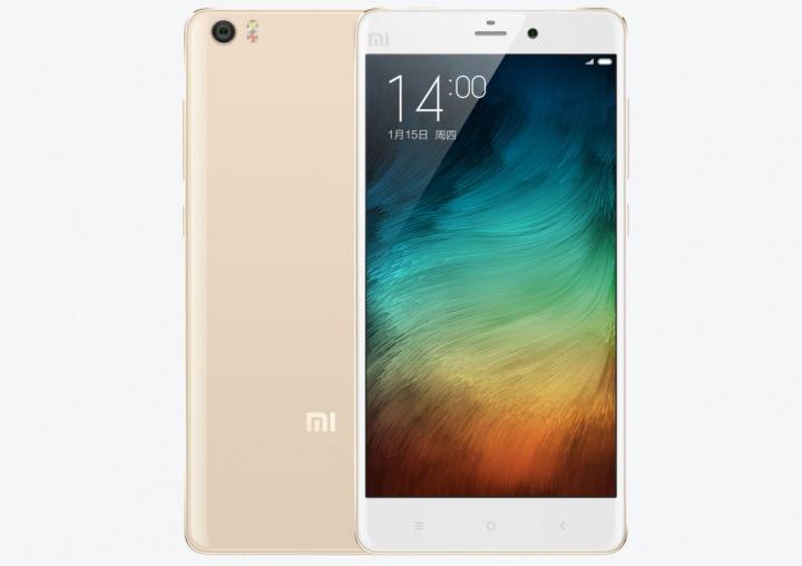Imagen - Xiaomi presenta los Mi Note y Mi Note Pro