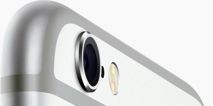 iPhone 6S: mantendría la misma cámara que el iPhone 6