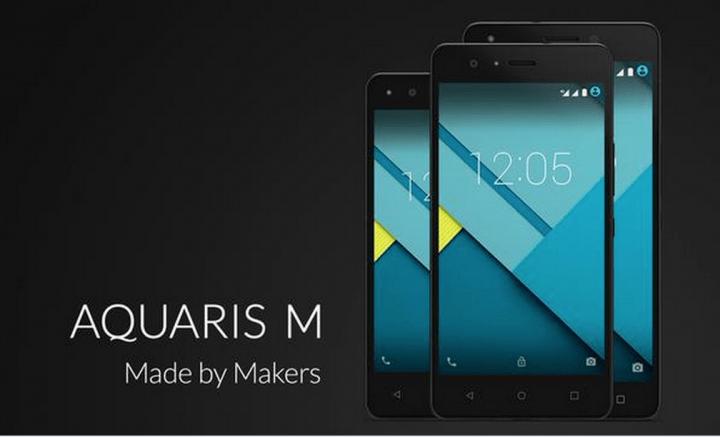 Imagen - bq Aquaris M ya es oficial: nuevos smartphones con Android 5.0 Lollipop