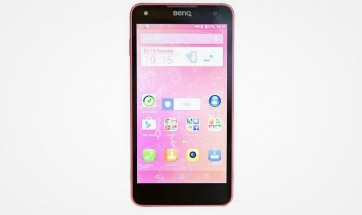 BenQ F52, el smartphone de alta gama de BenQ llegará en el MWC