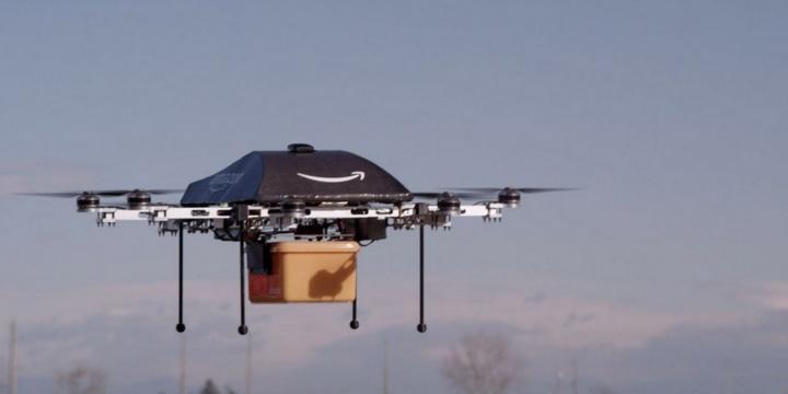 Correos planea usar drones para transportes