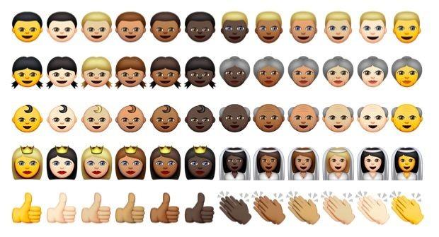 Imagen - Rusia sanciona a Apple por los emojis homosexuales