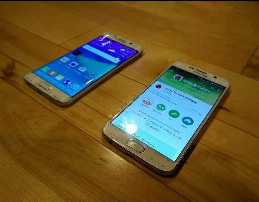 Imagen - Samsung Galaxy S6 Edge se filtra en una foto de alta calidad