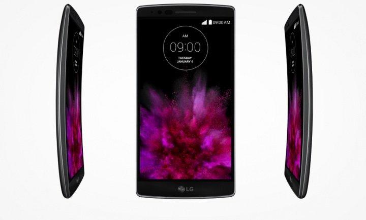 LG G Flex 2 llega a España con Orange