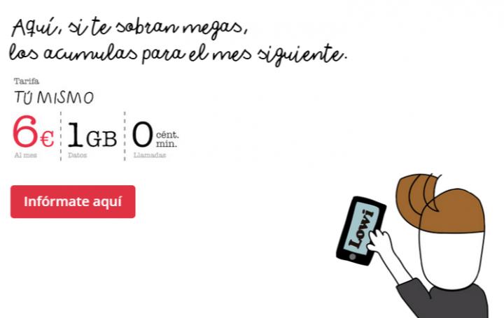 Imagen - Lowi consigue 10.000 portabilidades en su primer mes