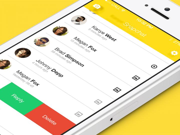 Snap Rebuild, la app que promete recuperar fotos de Snapchat
