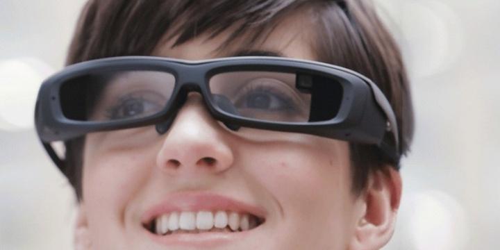 Imagen - Sony SmartEyeglass, las gafas de realidad aumentada de Sony
