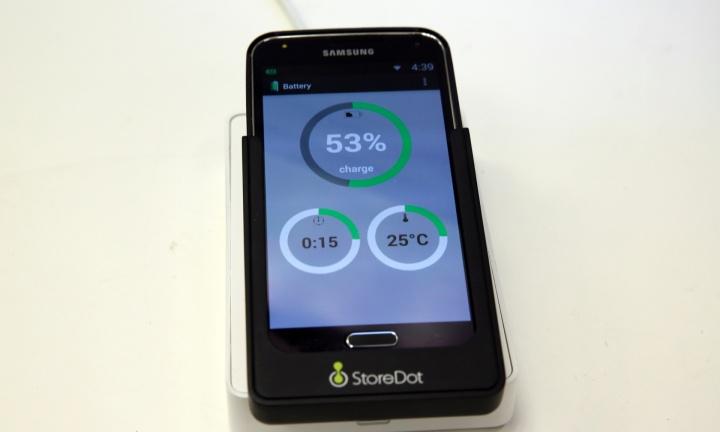 Imagen - Nueva batería promete multiplicar por cinco su capacidad