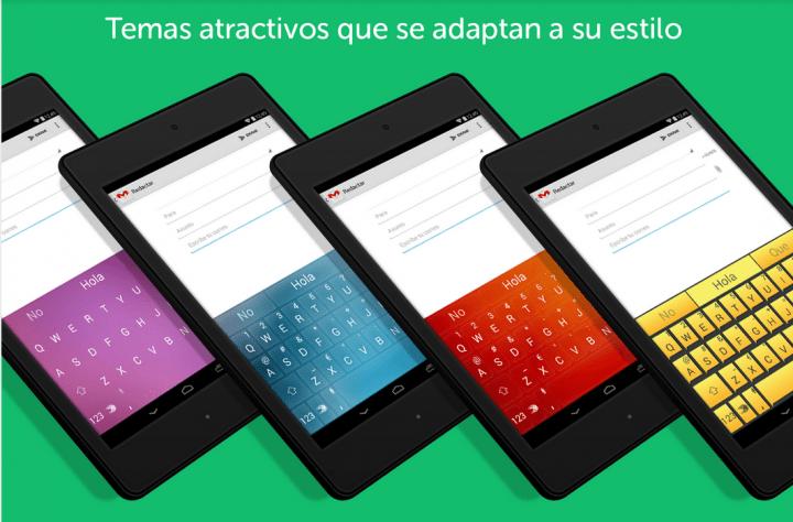 Imagen - 5 mejores teclados para Android