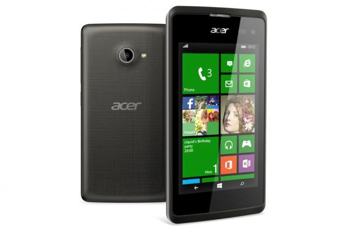 Imagen - Acer presenta sus novedades en el MWC: Android, Windows Phone y una smartband